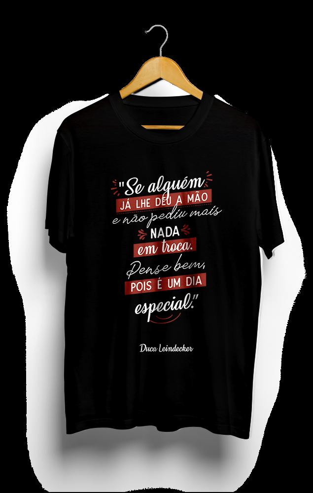 Foto do produto Camiseta Dia Especial | Preta