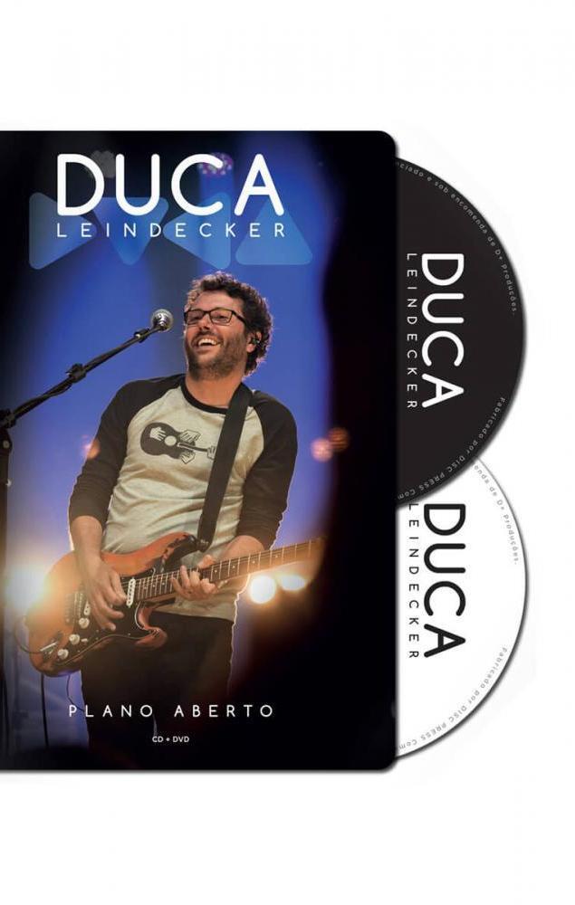 Foto do produto DVD - Plano Aberto